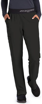 Picture of Skechers By Barco-SK202 - Petite Length-Ladies  Breeze (Vitality) Petite Scrub Pants