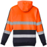 Picture of Syzmik-ZT483-Unisex Hi Vis Stretch Taped Hoodie