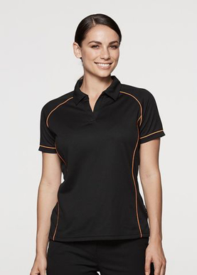 Picture of Aussie Pacific - 2310-Endeavour Ladies Polo Shirts
