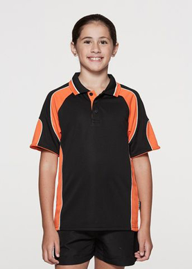 Picture of Aussie Pacific - 3300-Murray Kids Polo Shirts