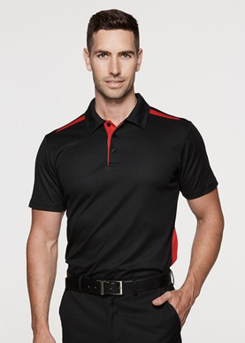 Picture of Aussie Pacific - 1305-Paterson Mens Polo Shirts
