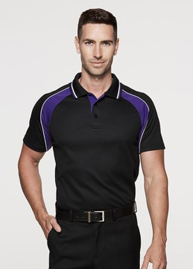 Picture of Aussie Pacific - 1309-Panorama Mens Polo Shirts