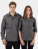 Picture of Identitee-W05(Identitee)-Mens Long Sleeve Ultra Cool Shirt with Twin Pockets & Sleeve Pocket