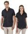 Picture of Identitee-W13(Identitee)-Mens Short Sleeve Shirt with Pockets, Panels & Stitch Detail
