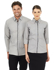 Picture of Identitee-W27(Identitee)-Ladies Long Sleeve Stretch Shirt with Concealed Placket