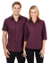 Picture of Identitee-W35(Identitee)-Men's Short Sleeve Shirt with Concealed Pockets & Tab on Sleeve