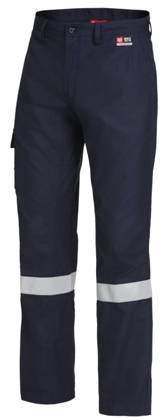 Picture of Hardyakka-Y02525-FLAT FRONT CARGO PACKET PANT WITH FIRE RETARDENT TAPE